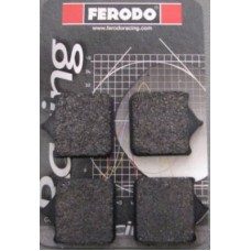 Ferodo CP1 Carbon Race Compound Front Brake Pads