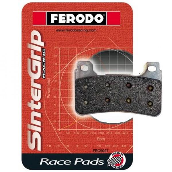 Ferodo ZRAC Sintered Racing Compound Front Brake Pads