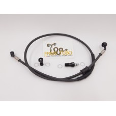 Fren Tubo Carbotech Carbon Fiber or Stainless Clutch Line Kit for the BMW R 1200 R (06-11)