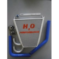 Galletto Radiatori (H2O Performance) Additional Racing Radiator kit For Yamaha YZF R3 (2015+)