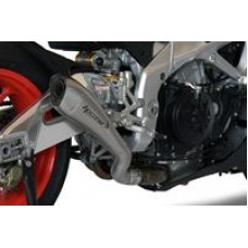 HP CORSE HYDROFORM Slip-on Exhaust with link pipe For Aprilla Tuono V4 (2011-2014)