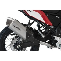 HP CORSE 4-TRACK Carbon Short Exhaust for Yamaha Tenere 700