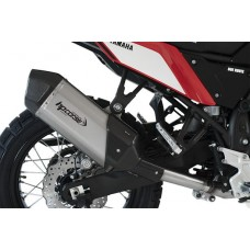 HP CORSE SPS Carbon Short Exhaust for Yamaha Tenere 700