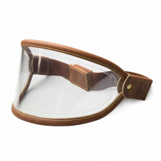 Hedon Classic Brown Goggle Visor For The Heroine Classic
