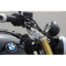 HeliBars Tour Performance Handlebar Risers for the BMW R nineT