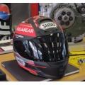 Shoei X-Fourteen Marquez Black Concept