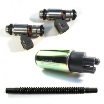 Injectors, Lines, and Pumps