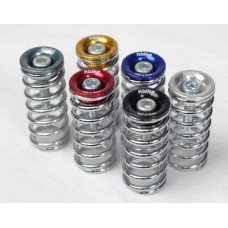 KBike Billet Dry Clutch Spring Retainers and Spring Kit for Ducati