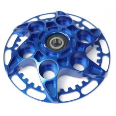 "KBike Billet Dry Clutch Pressure Plate ""RACE"" for Ducati"