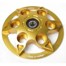 "KBike Billet Dry Clutch Pressure Plate ""TWISTER"" for Ducati"
