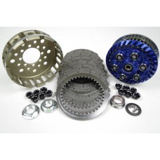 KBike Billet Slipper Clutch for Dry clutch Ducati's - Complete kit - 12 tooth