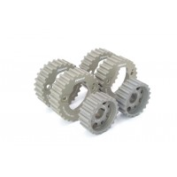 KBike Billet Lightweight Camshaft Pulley Kits for Ducati Variable Timing (DVT) Engines (1200 / 1260)