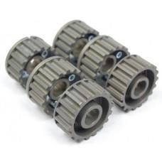 KBike Billet Adjustable Camshaft Pulley Kits for Ducati Desmoquattro Engines