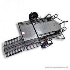 Kendon Dual Ride-Up SRL Folding Motorcycle Trailer