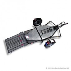 Kendon Single Ride-Up SRL Stand-Up™ Motorcycle Trailer