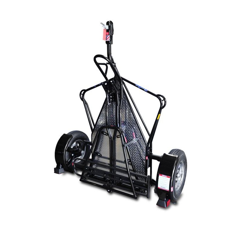 Kendon Single Stand -Up Motorcycle Trailer