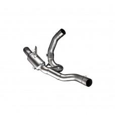 Leo Vince Cat Eliminator (Link Pipe) Ducati Multistrada 1200 '15-17 and Multistrada 1200s '15-17