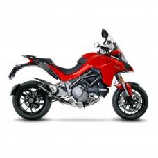 Leo Vince Cat Eliminator (Link Pipe) Ducati Multistrada 1260 '18-19, Multistrada 1260 s '18-19 and Multistrada 1260 Pikes Peak '18-19