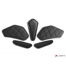 LUIMOTO TANK LEAF DIAMOND Tank Pads for the Kawasaki ZX-6R 636 (2009+)