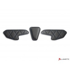 LUIMOTO TANK LEAF DIAMOND Tank Pads for the Yamaha YZF-R3 & YZF-R25 (2019+)