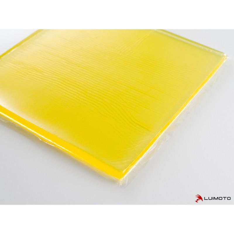 "9/"" x 9.25/"" Gel Pad Luimoto Gold Gel Inserts Rider Kit 30/"" x 36/"" Foam Liner"