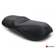 LUIMOTO (Aero) Rider Seat Cover for the Piaggio MP3 500 Sport (10-12)