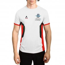 MV Agusta Reparto Corse Official Team Wear White - T-Shirt