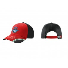 MV Agusta Reparto Corse Official Team Wear - 6 Panel Baseball Cap