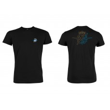 MV Agusta Reparto Corse Official Team Wear Black T-Shirt