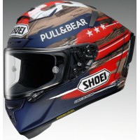 Shoei X-Fourteen MARQUEZ AMERICA