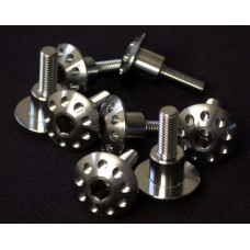 Motocorse Titanium Valve Cover Bolts For Early MV Agusta F4 and Brutale 910 / 750 - Euro 2 models