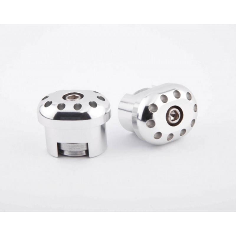 Motocorse Aluminum or Titanium Crash Pads (Frame plugs) For
