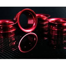 Motocorse Billet Velocity Stacks for the MV Agusta F4 1000 up to 2006 and all BRUTALE 4 cylinder models (B4)
