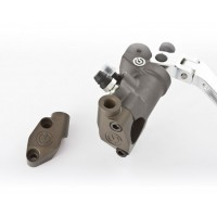 Motocorse Billet Mirror Mounts For Brembo Radial and GP Master Cylinders