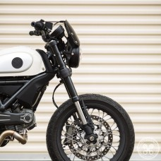 Motodemic Flyscreen for the Ducati Scrambler by Dart