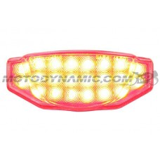 Motodynamic Sequential Integrated Taillight for Ducati Scrambler 800 / 400