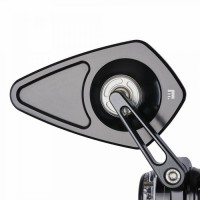 Motogadget m.view METALMIRROR BLADE Glassless Bar End Mirror