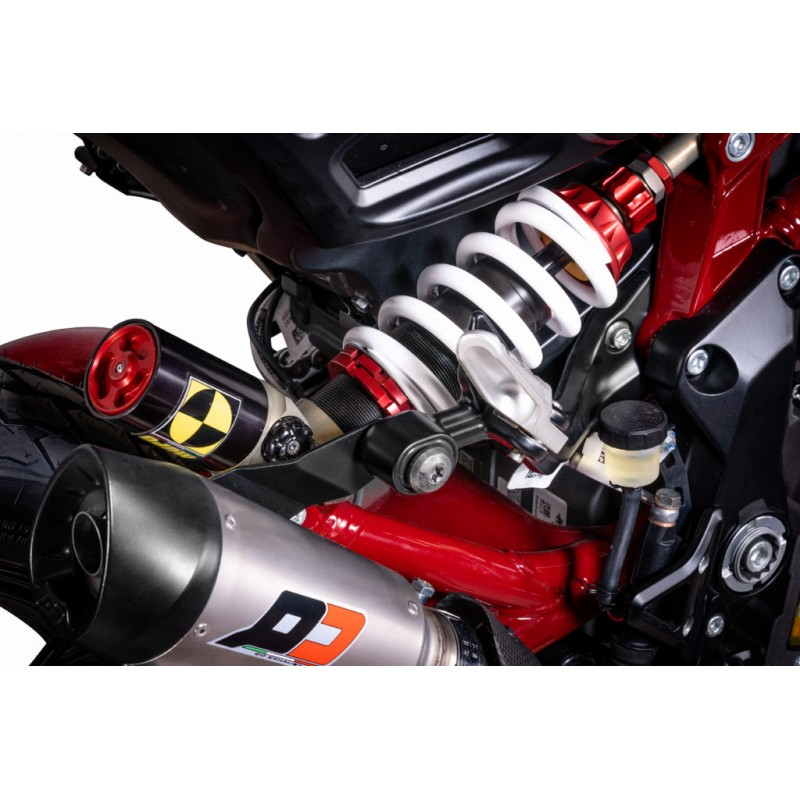Mupo Racing Suspension AB1 Evo Rear Shock For The Indian