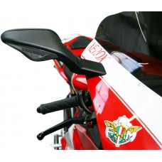 Oberon Mirror Extenders for the Ducati 1198 / 1098 / 848