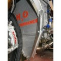 Galletto Radiatori (H2O Performance) EVO Oversize Radiator and Oil Cooler kit For the Ducati Panigale V4 / S / Speciale