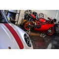 2006 Ducati 999R - The Miami Drug Lord edition - FAST - EXOTIC - UNMISTAKABLE