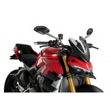PUIG New Generation Sport Windscreen for Ducati Streetfighter V4 / S