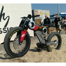 Moto Parilla Carbon SUV e-bike