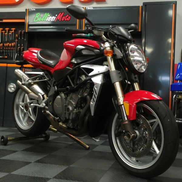 2008 MV Agusta Brutale 910S - Exotic and CHEAP!