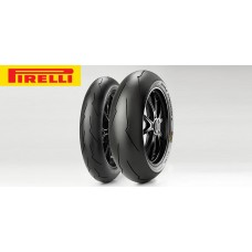 Pirelli Diablo Supercorsa SP V2 Tires