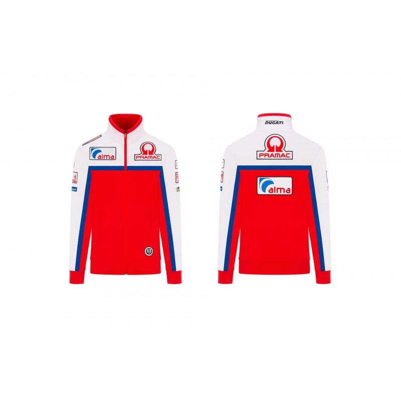 Pramac Racing Zip Front Sweatshirt