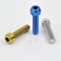 Proti Titanium Bolt Kit for Clear Wet Clutch Covers for the Ducati Panigale (all models)