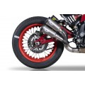 Kineo Billet Spoked Performance Wheels for the Indian FTR 1200 (Flat Track Racer)