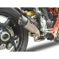 QD Exhaust Gunshot 2-1 3/4 system for the 2017+ Supersport