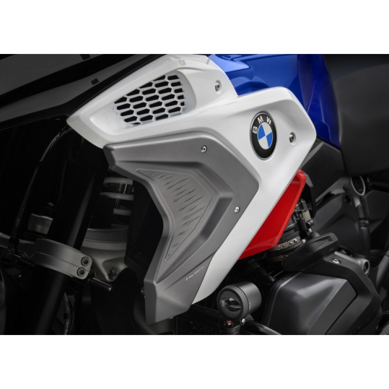 Rizoma Billet Radiator Cowls For The BMW R 1250 GS / Adventure